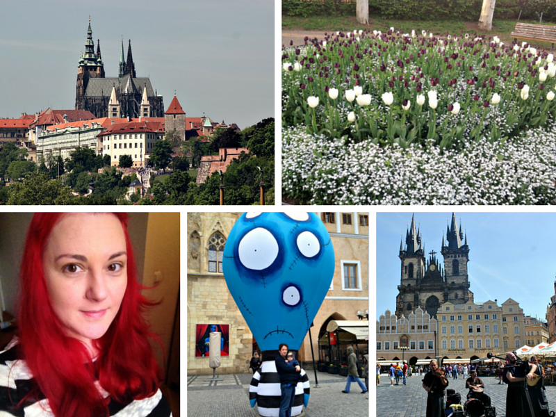 Photos of Prague from May 2014